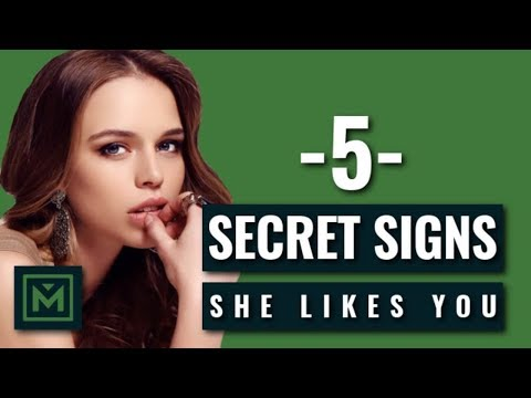 5 Hidden Signs a Girl Likes You (Do Not Miss This)