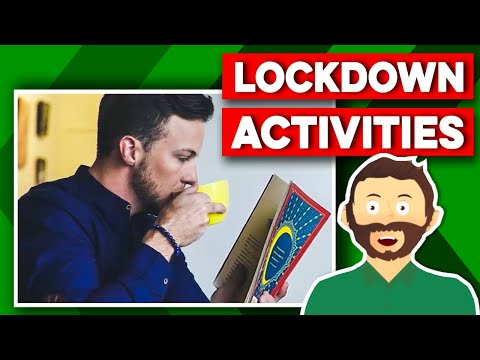 9 Alpha Things To Do When You're Bored This Lockdown!