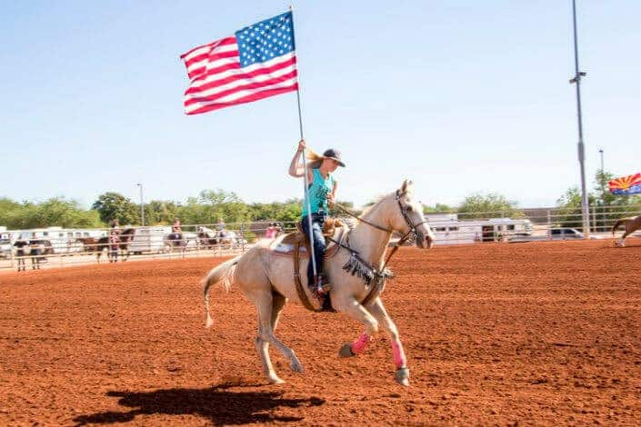 adventurous date ideas-Go to a rodeo