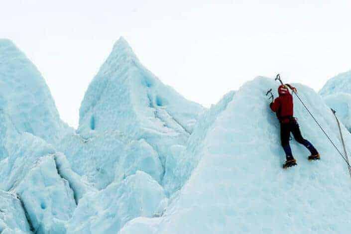 adventurous date ideas-Ice block