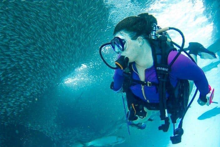 adventurous date ideas-scuba dive