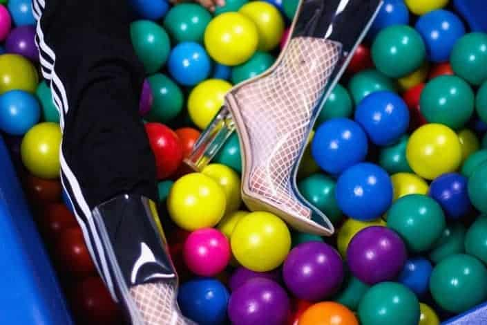 second date ideas - Go to an adult ball pit