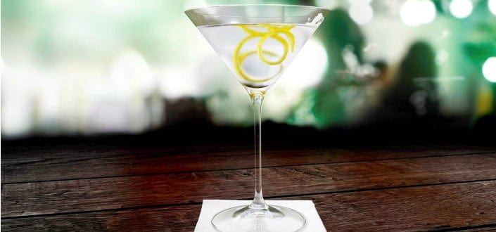 How to Order a Vodka Martini-Martini Up or Down