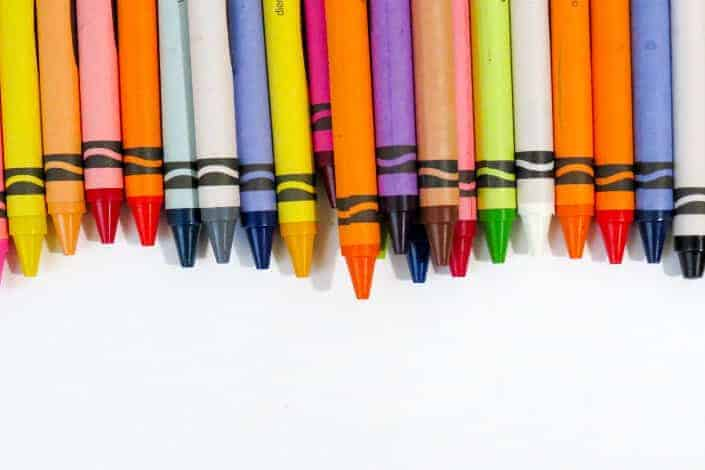 Good Get to Know You Questions - You're a new addition to the crayon box. What color would you be and why