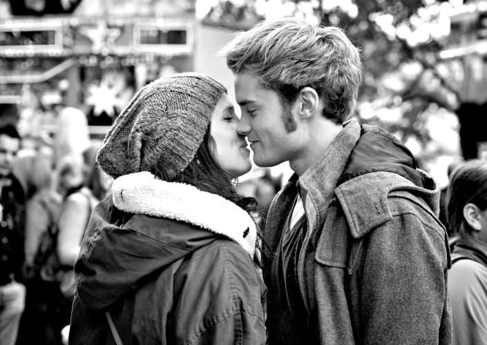 dating advice first kiss The complete guide to kissing  remember that your first kiss does not determine  this is a great article and advice i wish i had known when i first started.