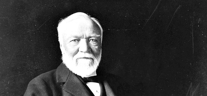 list of personal values andrew carnegie