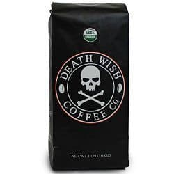 death wish world's strongest coffee