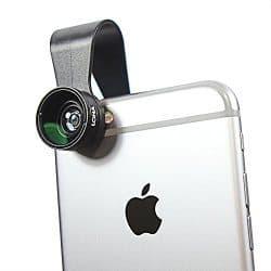 loha wide angle & macro camera lense kit