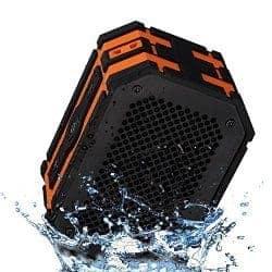 mpow armor portable bluetooth speaker