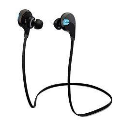 mpow swift bluetooth sport headphones