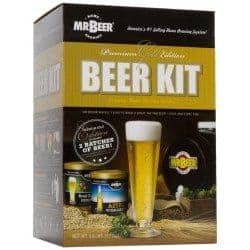 mr beer premium gold edition home brewing kit