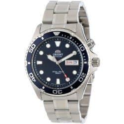 orient EM65009D automatic diver watch
