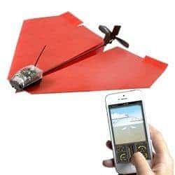 powerup 3.0 remote-controlled paper airplane