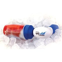 spin chill portable drink chiller