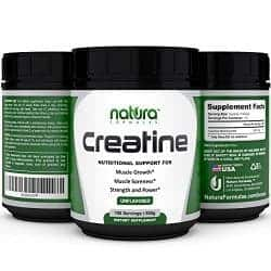 best creatine - natura formulas