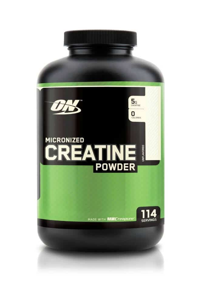 best creatine - optimum nutrition