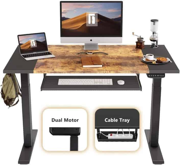 Sit Stand Desk (1)
