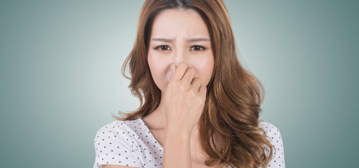 female-insider tips - bad smell