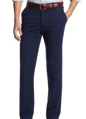 cotton-blend pants 2