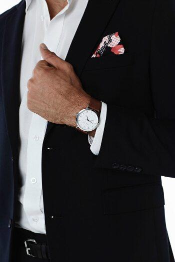 minimal watch look #1