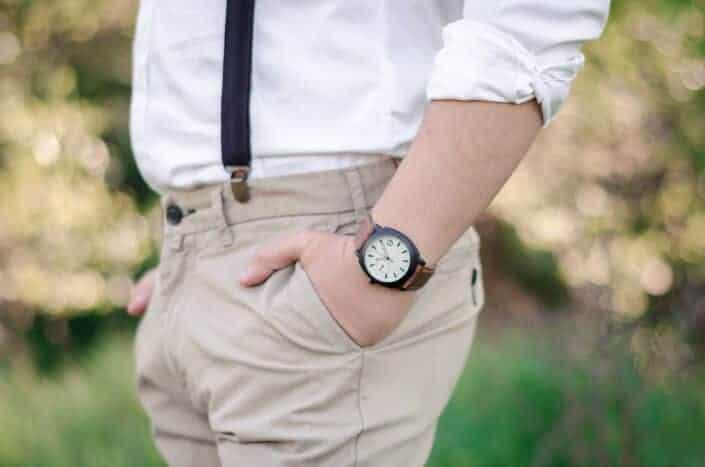 minimal watch look #2