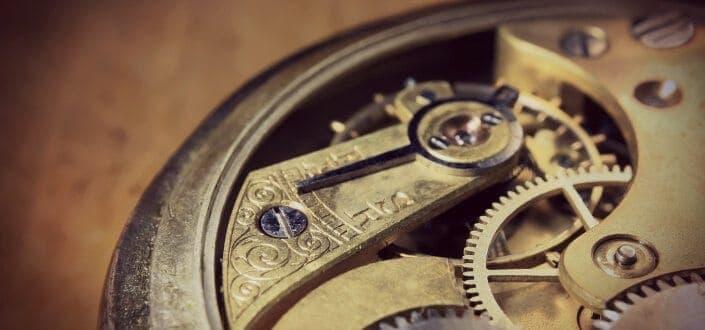 reasons to wear a watch #10 - mechanics 2