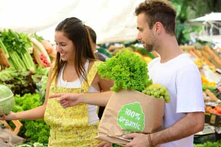 things to do with your girlfriend #40 - farmer's market trip