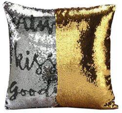Custom Sequin Pillow Case