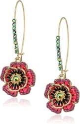 Rose Dangle Earring