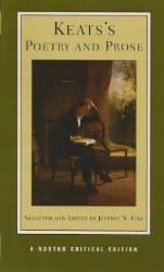 book of keats poetry