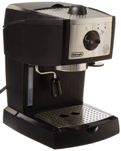 espresso machines-delonghi ec155