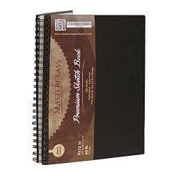 masterclass premium sketchbook
