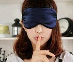 silk eyewear sleep mask