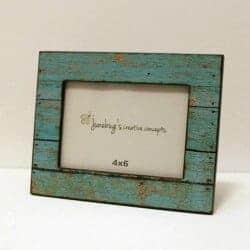 4x6 wood photo frames