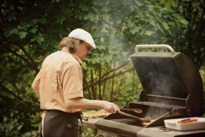 best gas grill under 500 - post