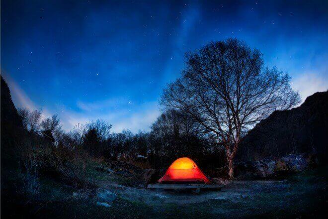 camping checklist - post