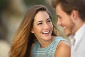 flirting signs - main