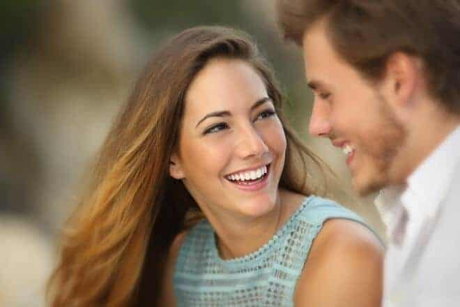 Is She Interested? 7 Common Flirting Signs [From Her]