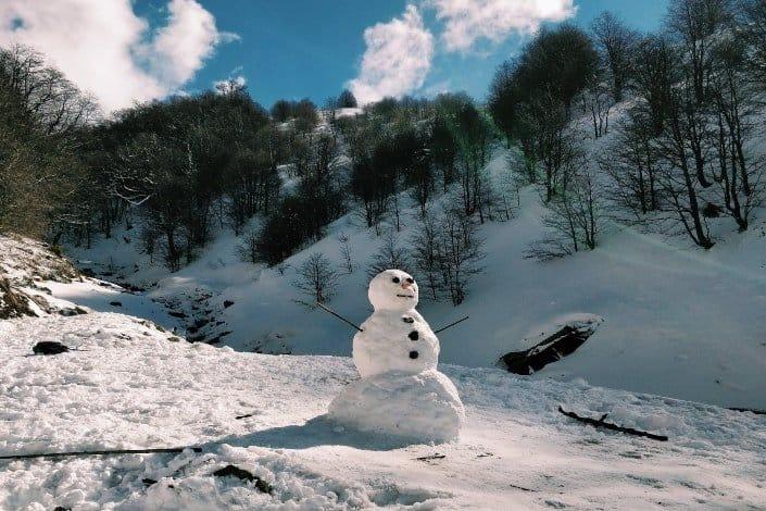 Best Proposal Ideas - Propose with Snowmen