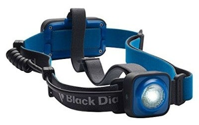 camping checklist - headlamp