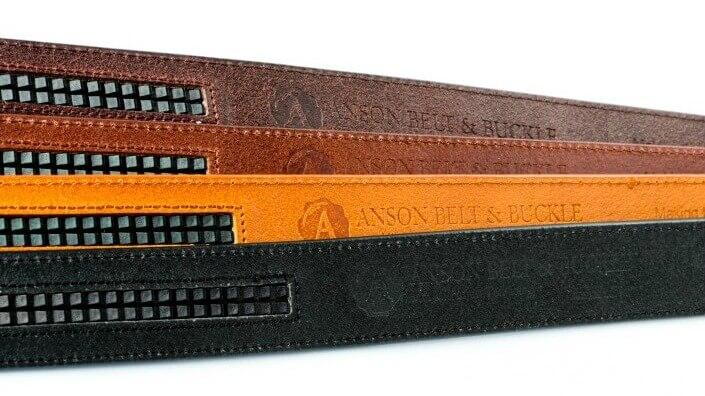 anson belt 2.2