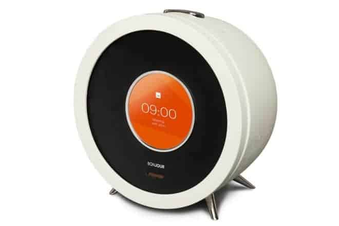 Bonjour Alarm Clock main 1