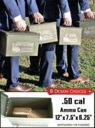 Personalized Ammo Can