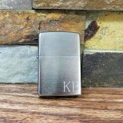Vintage Personalized Lighter