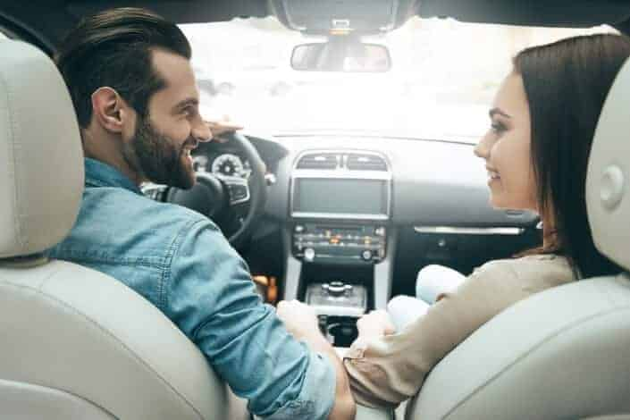 insanely romantic things to do for your girlfriend - drive her to workclass 1