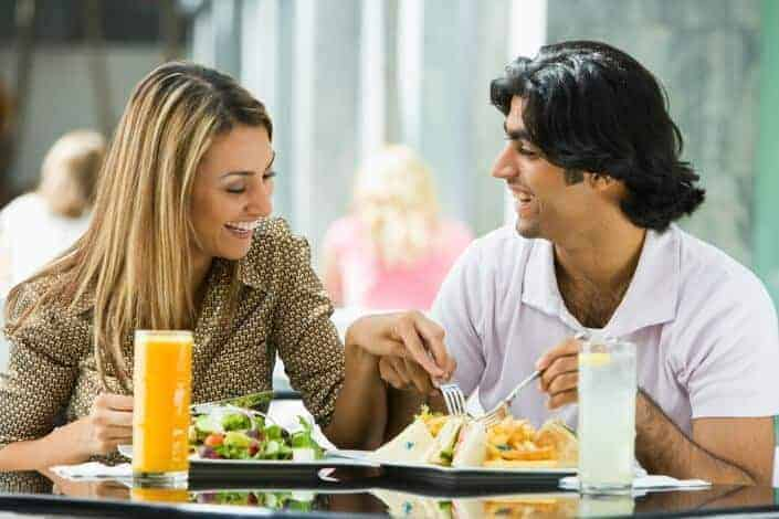insanely romantic things to do for your girlfriend - take a long lunch with her