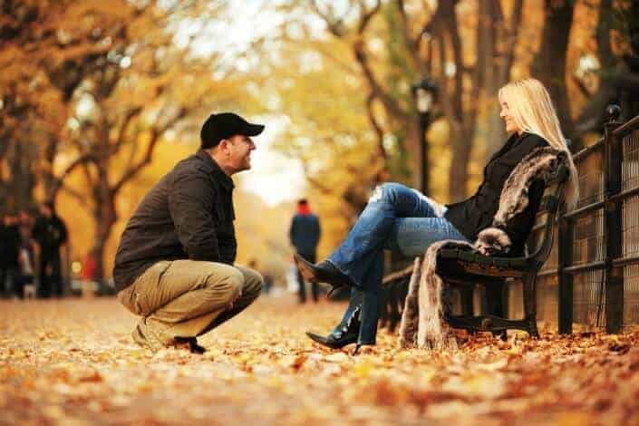 Dating spouse during separation