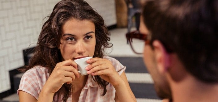 How to Keep a Conversation Going - …and make her really sad to see it end