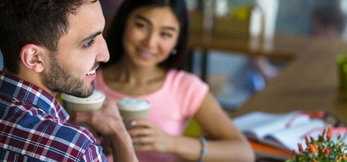 How to Keep a Conversation Going - let her fill silence with more information