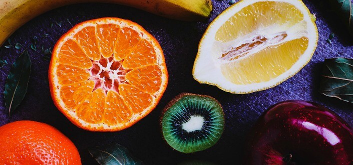Paleo Food List - Fruits